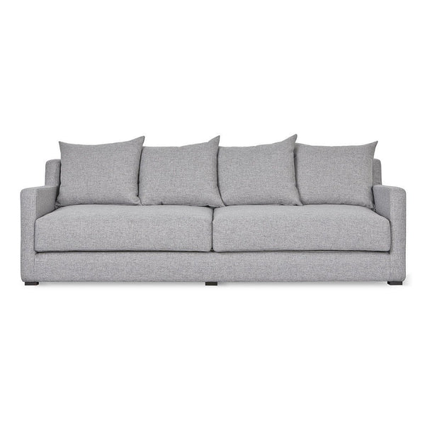 Gus Modern - Flipside Sofabed - Parliament Stone / One Size - Lekker Home
