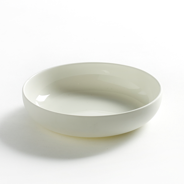 Serax - Base High Plate - Matte White / Extra Small - Lekker Home
