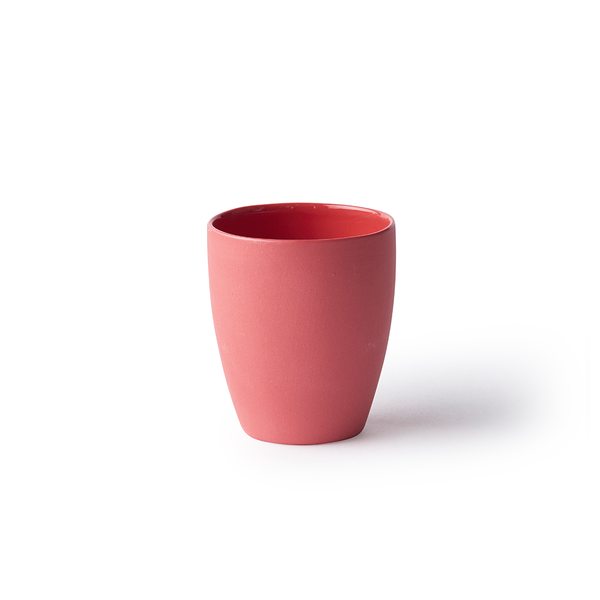 MUD Australia - MUD Latte Cup - Red / Latte - Lekker Home