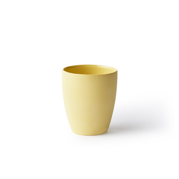 MUD Australia - MUD Latte Cup - Yellow / Latte - Lekker Home