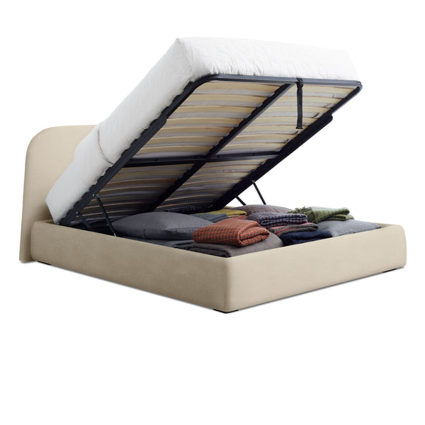 Blu Dot - Lid Storage Bed - Tait Beach / Platform Full - Lekker Home