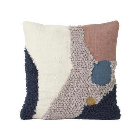 Ferm Living - Loop Cushion - Lekker Home