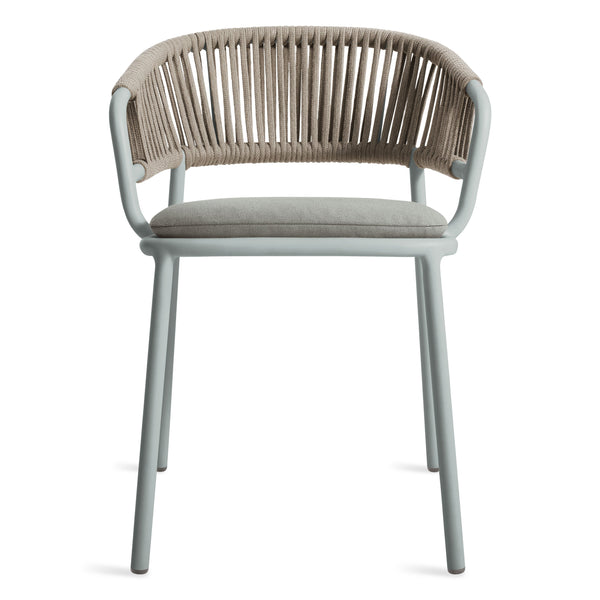 Blu Dot - Mate Outdoor Dining Chair - Lekker Home