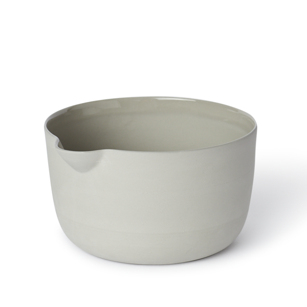 MUD Australia - MUD Mixing Bowl - Ash / Large - Lekker Home