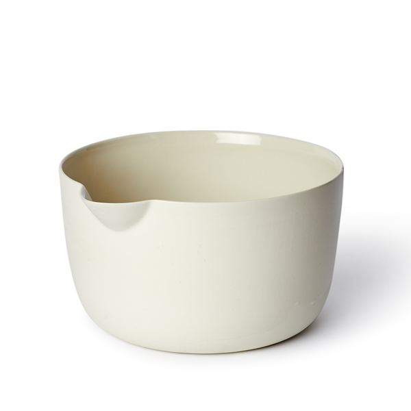 MUD Australia - MUD Mixing Bowl - Milk / Large - Lekker Home