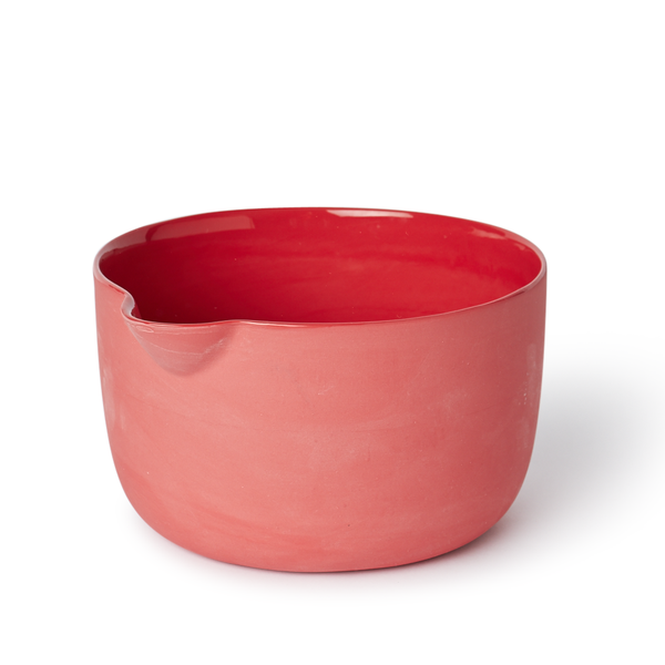 MUD Australia - MUD Mixing Bowl - Red / Large - Lekker Home