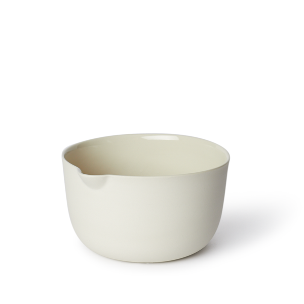 MUD Australia - MUD Mixing Bowl - Milk / Small - Lekker Home