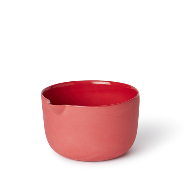 MUD Australia - MUD Mixing Bowl - Red / Small - Lekker Home