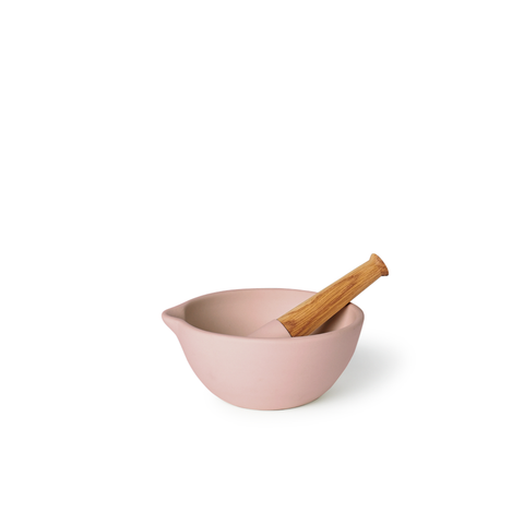 MUD Australia - MUD Mortar & Pestle - Steel / One Size - Lekker Home