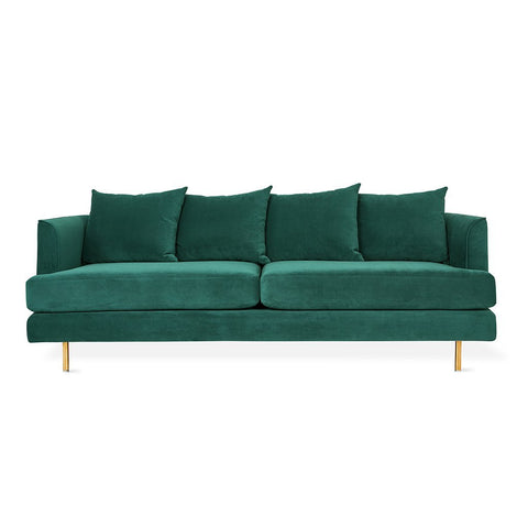 Gus Modern - Margot Sofa - Velvet Spruce / One Size - Lekker Home