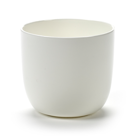 Serax - Base Coffee Cup - Matte White / One Size - Lekker Home