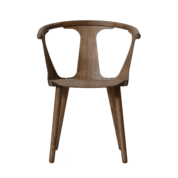&Tradition - In Between Dining Chair - Smoked Oiled Oak / No Upholstery - Lekker Home