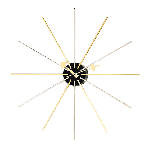 Vitra - Nelson™ Star Clock - Default - Lekker Home