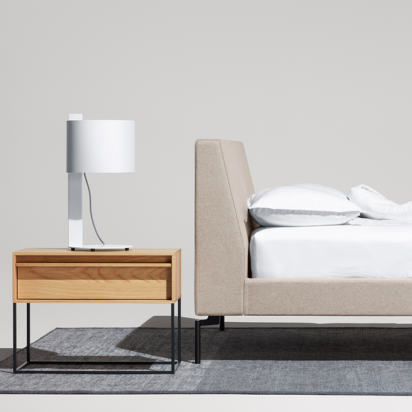 Blu Dot - New Standard Bed - Lekker Home