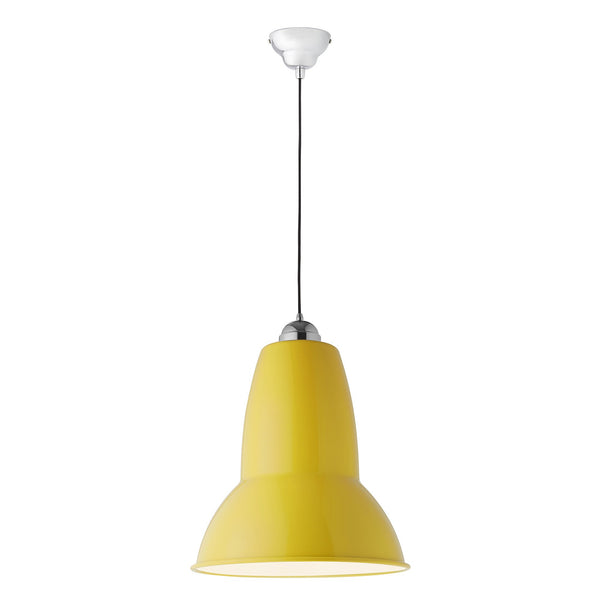 Anglepoise - Original 1227™ Giant Pendant - Gloss Citrus Yellow / One Size - Lekker Home
