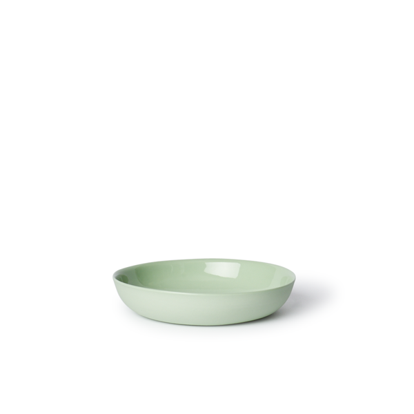 MUD Australia - MUD Pebble Cereal Bowl - Pistachio / One Size - Lekker Home