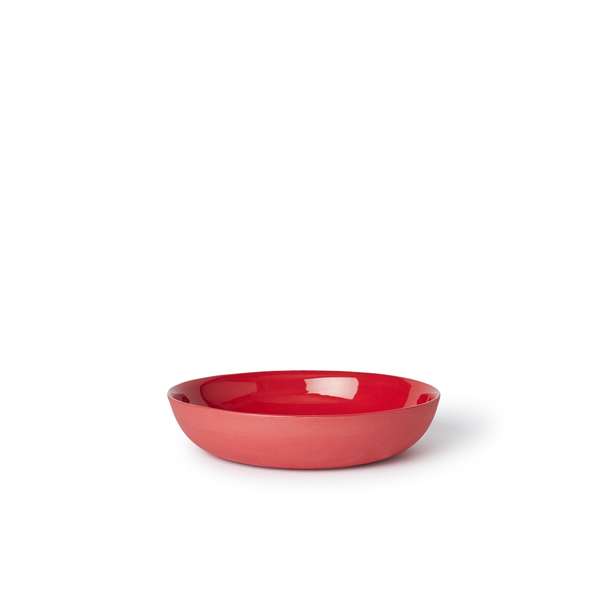MUD Australia - MUD Pebble Cereal Bowl - Red / One Size - Lekker Home