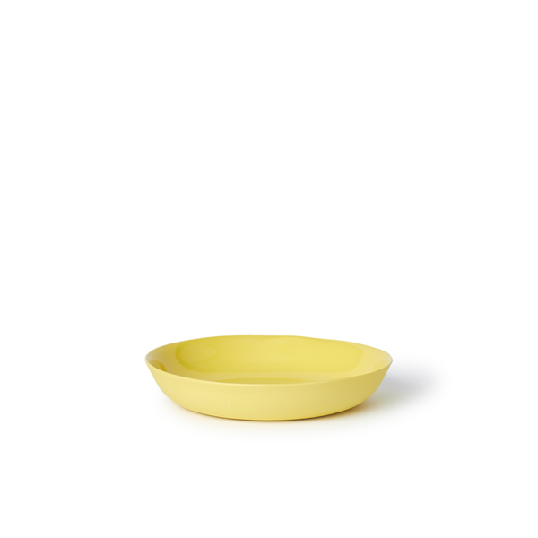 MUD Australia - MUD Pebble Cereal Bowl - Yellow / One Size - Lekker Home