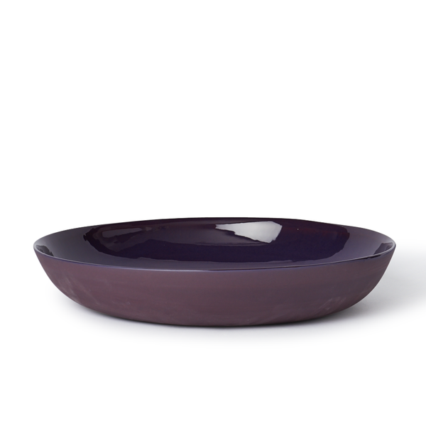 MUD Australia - MUD Pebble Bowl - Plum / Large - Lekker Home