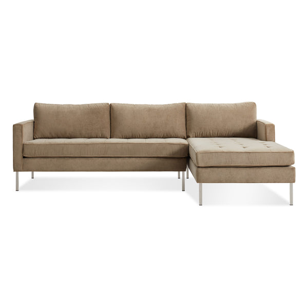 Blu Dot - Paramount Sofa with Chaise - Lekker Home
