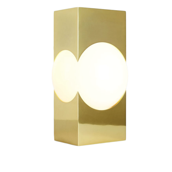 Roll & Hill - Atlas 02 Table Lamp - Polished Brass / One Size - Lekker Home
