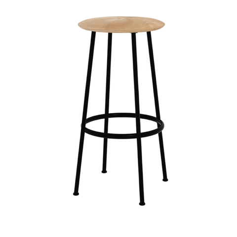 Ethnicraft NV - Baretto Barstool - Lekker Home