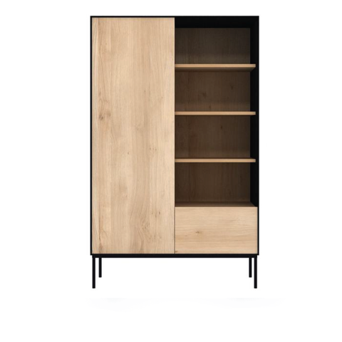 Ethnicraft NV - Blackbird Storage Cupboard - Lekker Home