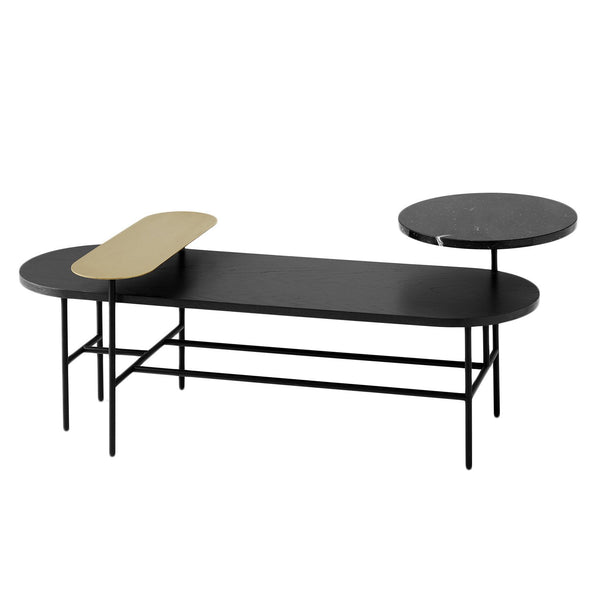 &Tradition - Palette Coffee Table JH7 - Lekker Home - 1
