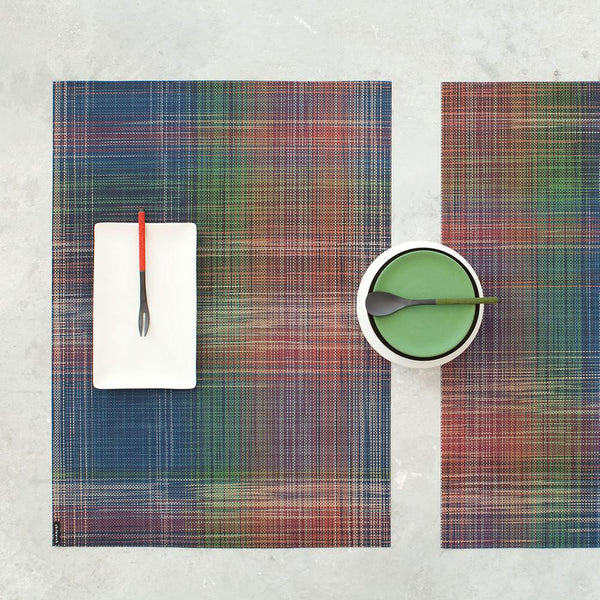 Chilewich - Plaid Placemat - Lekker Home