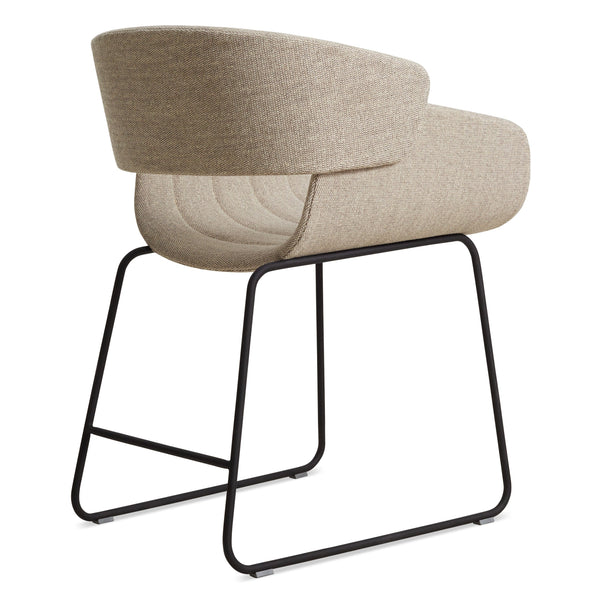 Blu Dot - Racer Dining Chair - Tait Stone / One Size - Lekker Home