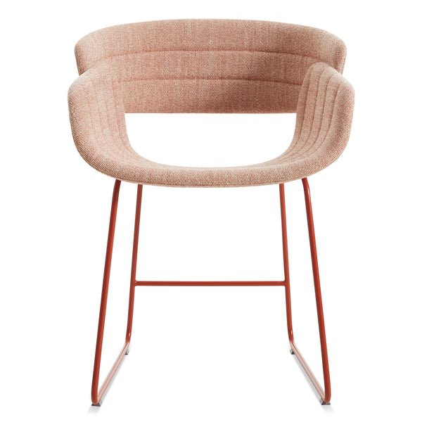 Blu Dot - Racer Dining Chair - Tait Tomato / One Size - Lekker Home