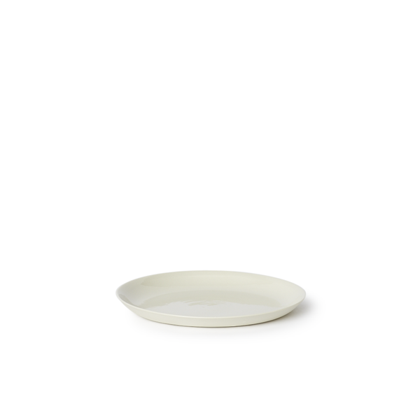 MUD Australia - MUD Salad Plate - Milk / One Size - Lekker Home