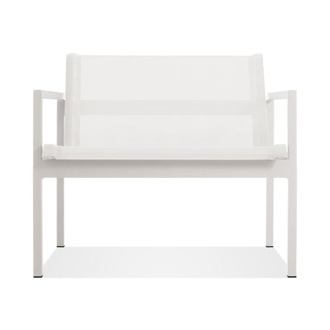 Blu Dot - Skiff Outdoor Lounge Chair - White / One Size - Lekker Home
