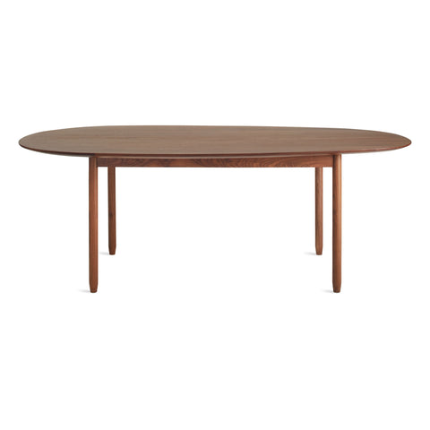 Blu Dot - Swole Dining Table - Black on Ash / One Size - Lekker Home