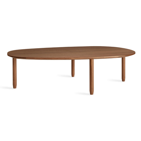 Blu Dot - Swole Coffee Table - Black on Ash / One Size - Lekker Home