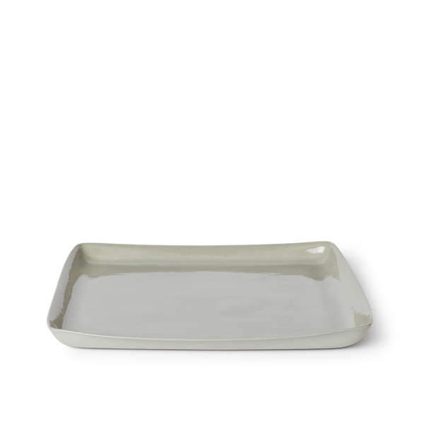 Large Square Tray | Ash | MUD Australia
