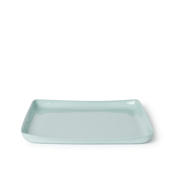 Large Square Tray | Blue | MUD Australia