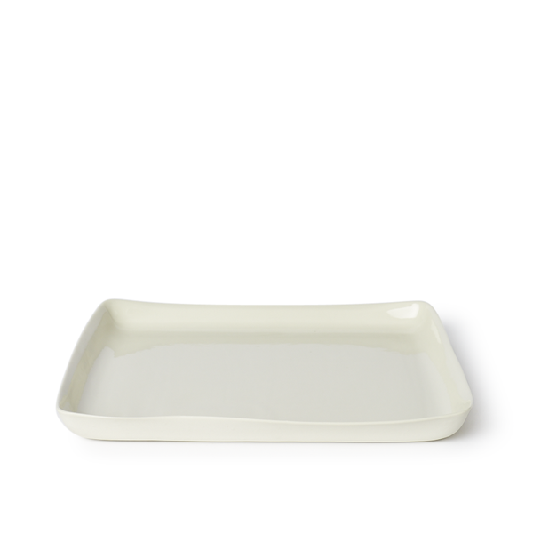 Large Square Tray | Milk | MUD Australia