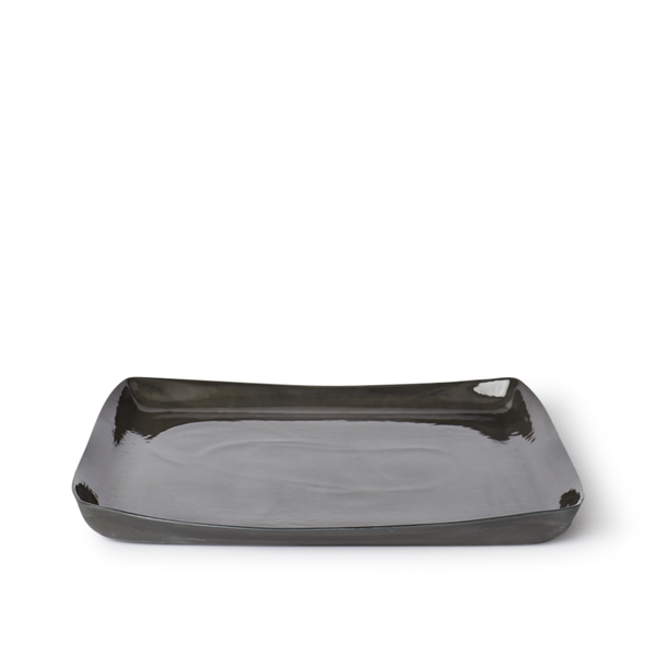 Large Square Tray | Slate | MUD Australia