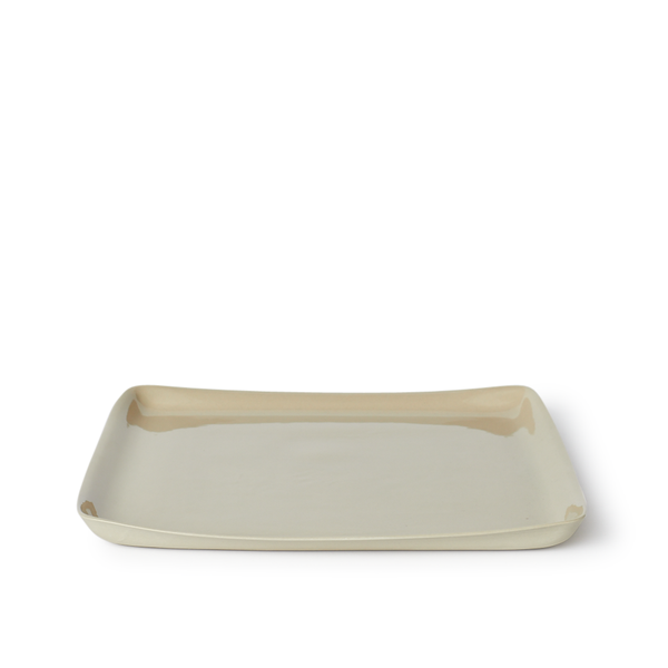 Large Square Tray | Sand | MUD Australia