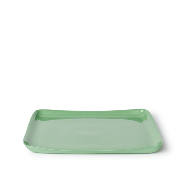 Large Square Tray | Wasabi | MUD Australia