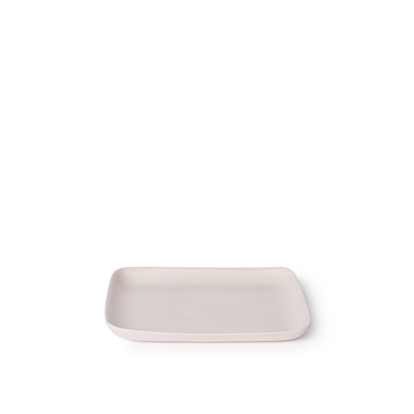 Medium Square Tray | Pink | MUD Australia