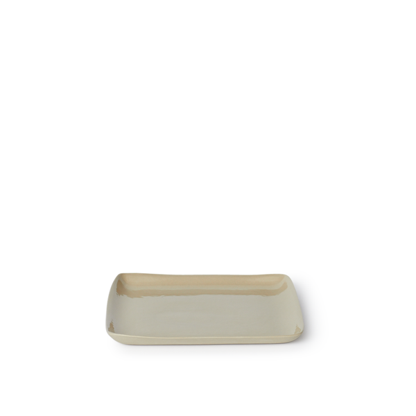 Medium Square Tray | Sand | MUD Australia