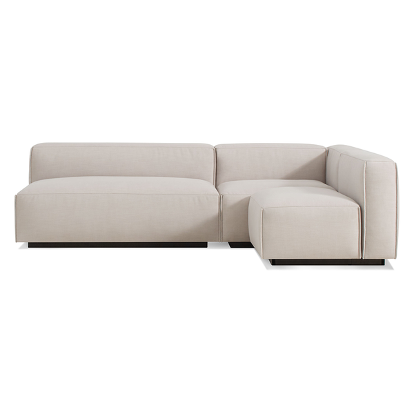 Blu Dot - Cleon Sectional Sofa - Craig Sand / Medium - Lekker Home