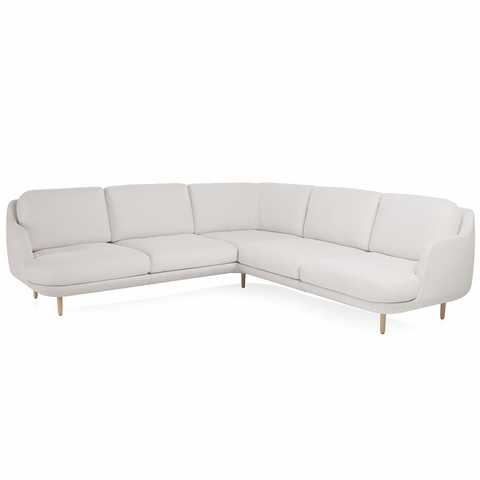 Fritz Hansen - Lune™ Sectional Sofa - Lekker Home
