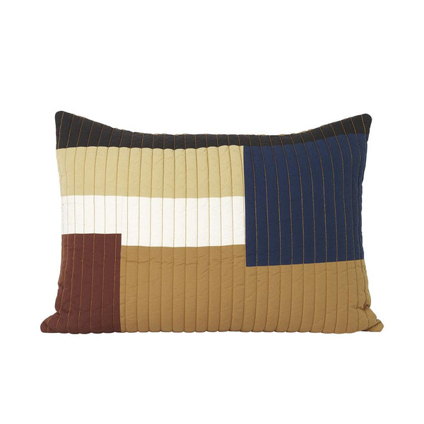 Ferm Living - Shay Quilt Cushion - Lekker Home
