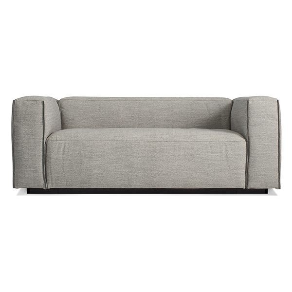 "Blu Dot - Cleon Sofa - Tait Charcoal / 74"" Sofa - Lekker Home"