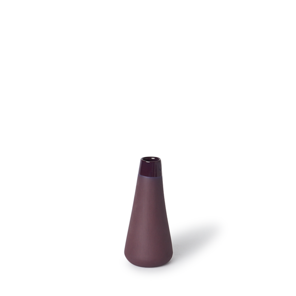 MUD Australia - MUD Tear Vase - Plum / One Size - Lekker Home