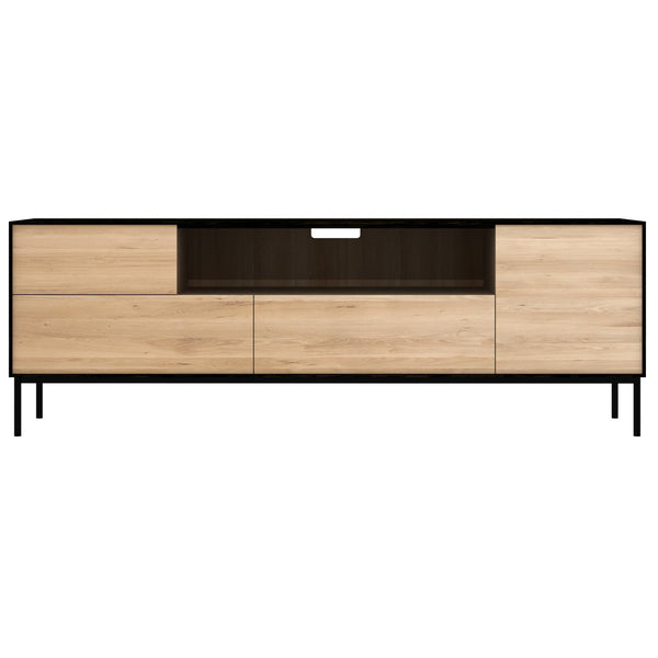 Ethnicraft NV - Oak Blackbird TV Cupboard - Lekker Home - 1