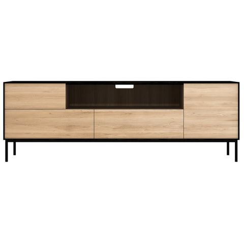Ethnicraft NV - Blackbird TV Cupboard - Lekker Home